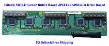 uns NEU Hitachi SDR-D Untere Buffer Board jp6123 ja09842-b Laufwerk Platine