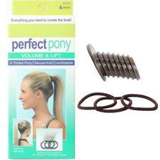Pferdeschwanz Frisurenhilfe Styling-Zubehör-Set für mehr Volumen und Anheben