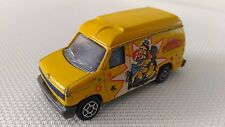 Camion Miniature Majorette « N°270/271 Ford Econoline » 1/63 Bon Etat.