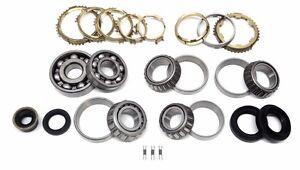 Transmission Rebuild Kit Fits 91-92 Nissan Altima Maxima RS5F50C (BK182CWS)