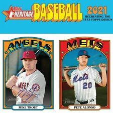 2021 Topps Heritage Pick Your Card to Complete Your Set!(251-400)