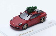Porsche 911 992 Christmas Tree Weihnachtsbaum Weihnachten 1:43