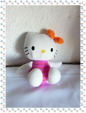 G - Magnifique Peluche Doudou Hello Kitty Assise Sanrio