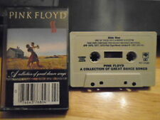 RARE OOP Pink Floyd CASSETTE TAPE A Collection of Great Dance Songs MONEY Wall !