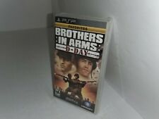 Brothers in Arms: D-Day (Sony PSP, 2006) NEW Factory sealed P21