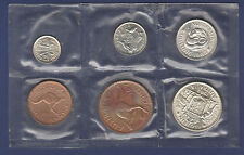 1962 Australia Specimen Mint Set =SUPER RARE=