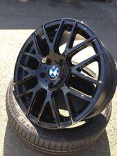 18 Zoll Wheelworld Wh26 5x120 schwarz für BMW M Performance Paket F10 F11 F30