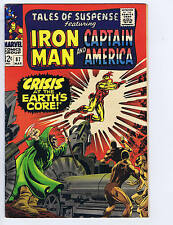 Tales of Suspense #87 Marvel 1967