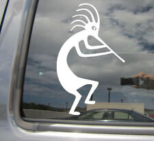 Kokopelli #2 - Fertility Deity God Hopi Car Window Vinyl Decal Sticker 08073