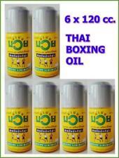 6x120 Authentic Original Namman Muay Thai Boxing Liniment Oil Muscle Pain Relief