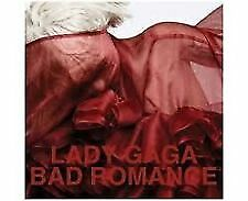 Lady Gaga - Bad Romance (Rare 2009 CD Single Australian Release)