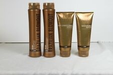 Brazilian Blowout 4 Pack Volume Shampoo, Conditioner, Masque & Serum!