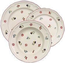 Petite Fleur, Vajilla Platos 18 piezas, Porcelana, Villeroy & Boch