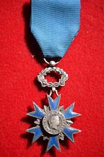 N' Belle médaille ancienne chevalier de l'ordre national du mérite FRENCH MEDAL