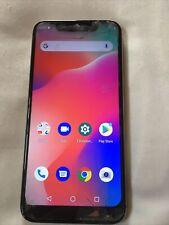 UMIDIGI A3 pro - 32 GB - Schwarz Dual sim Smartphone Touch beschädigt Android