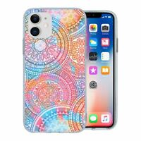 For Apple iPhone 11 Silicone Case Mandala Moroccan Pattern - S6902