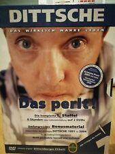 DVD Dittsche Das perlt! Staffel 1 Folgen 01-11 (2 DVDs) Olli Dittrich