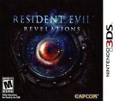 Resident Evil: Revelations (Nintendo 3DS) BRAND NEW