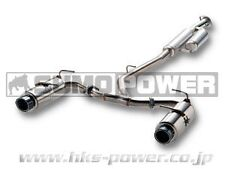 HKS HI-POWER SPEC-L EXHAUST SYSTEM FITS MITSUBISHI EVO X 31019-AM011