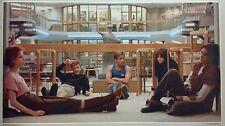 "The Breakfast Club GIANT WIDE 43"" x 24"" Movie Poster John Hughes Eighties Gift"