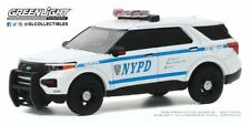 A.S.S NEU GreenLight 1/64 Ford Police Interceptor Utility NYPD Hot Pursuit 35