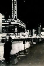 NEW YORK c. 1940 - La Nuit USA - DIV 3351