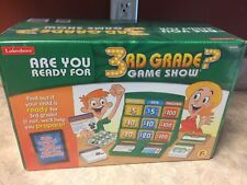 Are You Ready For 3rd Grade? GAME SHOW by Lakeshore NEW FACTORY SEALED