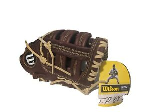 New Wilson A800 Showtime Firstbase Mitt A08RB16mb115 11.5  RHT Baseball RHT