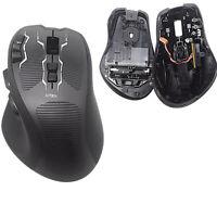 Für Logitech G700 G700s Maus Shell Top Gehäuse Unterseite Cover Bottom Case Set