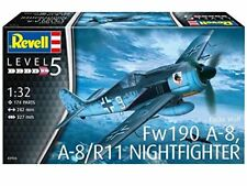 Revell 03926 - Fw190 A-8 A-8/r11 Nightfighter Scala 1/32