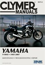 Yamaha V-Max 1200 Clymer Workshop Manual