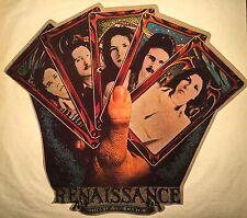 Only1! Renaissance Turn of Cards folk Rock prog Music vTg Orig t-shirt iron-on