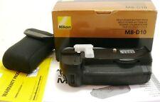 Nikon MB-D10 Multi Power Battery Pack for D700, D300 boxed MINT- #37826