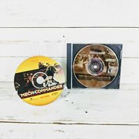 Mech Commander & Mech Commander 2 PC CD-ROM Software Games