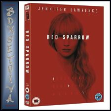 RED SPARROW  Starring Jennifer Lawrence and Joel Edgerton **BRAND NEW DVD