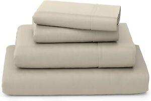 Cosy House Collection Luxury Bamboo Bed Sheet Set - Hypoallergenic Bedding Blend