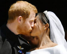 12 x Wedding of Prince Harry and Meghan Markle UNSIGNED photographs - BARGAIN!!!