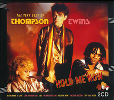 Thompson Twins Very Best Of 2-CD NEW SEALED Love On Your Side/Hold Me Now/Lies+