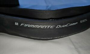 Vredestein Tyre 28 700x23c 23-622 Sport Folding Tyre Fiammante Duocomp Black New