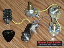 Gibson Flying V Pot Control Assembly CTS Potentiometer HP Guitar Parts Project B