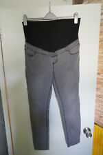 Maternity trousers jeans New Look JEGGING, size UK12, EU 40, high rib