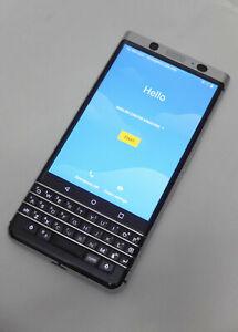 BlackBerry KEYone 32GB Silver Unlocked Android Smartphone International Version