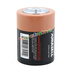 Creative Battery Tobacco Grinder 3 Layer Herb Spice Hand Crusher Muller Mill NEW