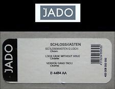 'JADO Jatec Glastür SCHLOSSKASTEN B-4484 AA - Chrom - Glastürschloss 400.008