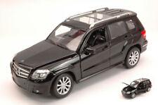 Mercedes GLK 2010 Black 1:24 Model RASTAR