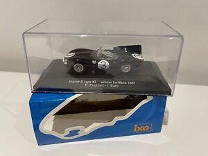 IXO 1/43 Jaguar D-Type No3 Le Mans Winner 1957 - LM1957