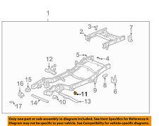 GM OEM Frame-Bumper 15835666