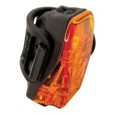 Lezyne Laser Conducir LED Trasero Luz de Bicicleta Recargable USB - Negro