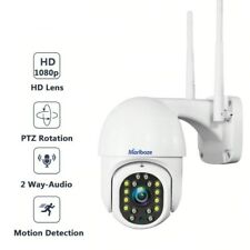 FHD 2MP 1080P PTZ Outdoor Smart IP Camera Waterproof CCTV WiFi Security Wireless