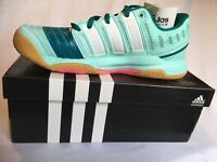 WOMEN'S ADIDAS COURT STABIL IDEAL FOR INDOOR SPORTS SHOES UK 3.5